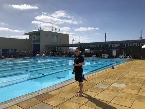 Swim Camp Teneriffa mit Schwimmtrainer Alexander Steinhart