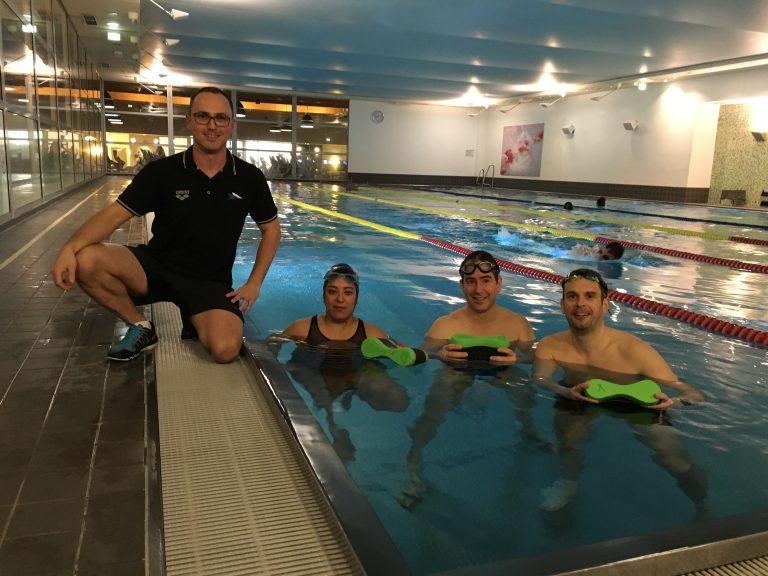 Kraul-Schwimmkurs mit Schwimmtrainer Alexander Steinhart