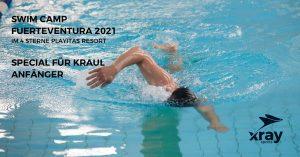 xray sports Swim Camp Fuerteventura 2021